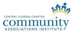 Central Florida Chapter Community Associations Institute logo